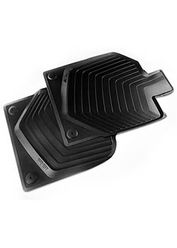 All-Weather Floor Mats (Front) - R8 Thumbnail