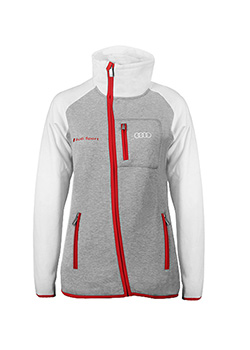 Audi Sport Sweatshirt Jacket - Ladies Thumbnail