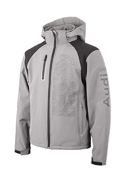 Ingolstadt, Germany Hooded Jacket Thumbnail
