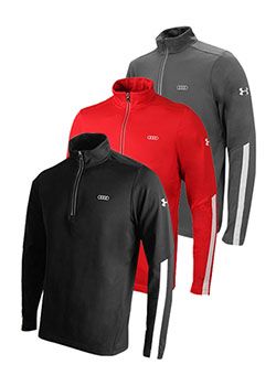 Under Armour® 1/4 Zip Pullover - Mens Thumbnail