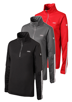 Under Armour® 1/4 Zip Pullover - Ladies Thumbnail